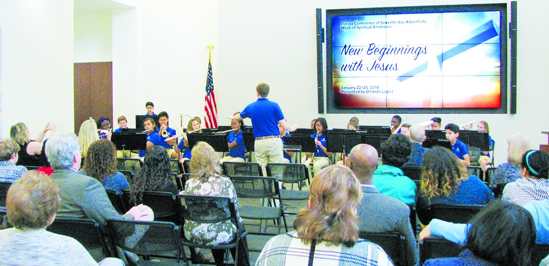 Florida Conference Headquarters Highlights Spiritual