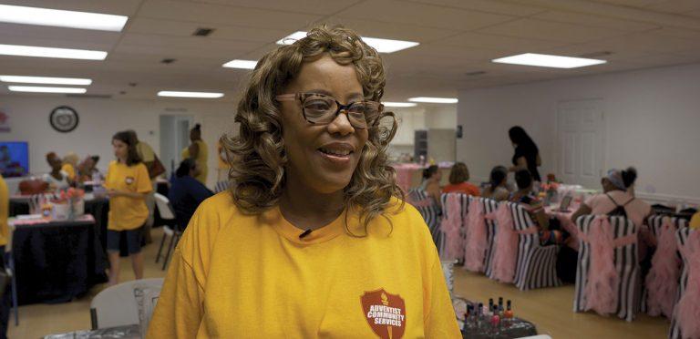 Retiree Finds Purpose in Community Service