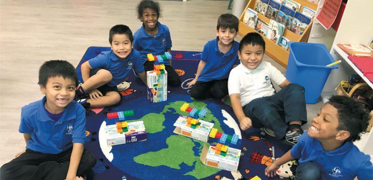 STEM Begins in Early Childhood